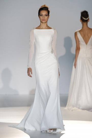 Los vestidos de novia de Franc Sarabia foto 02 - TELVA