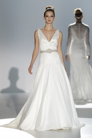 Los vestidos de novia de Franc Sarabia foto 03 - TELVA