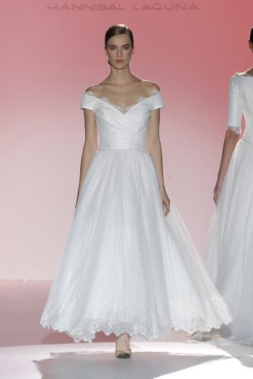 Los vestidos de novia de Hannibal Laguna foto 10 - TELVA