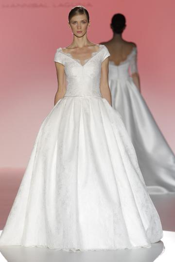Los vestidos de novia de Hannibal Laguna foto 08 - TELVA