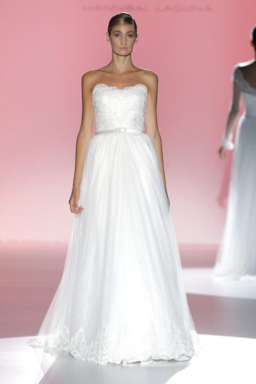 Los vestidos de novia de Hannibal Laguna foto 20 - TELVA