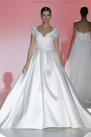 Los vestidos de novia de Hannibal Laguna foto 21 - TELVA