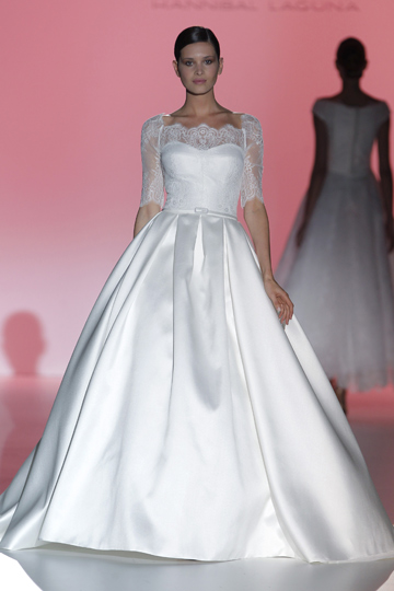 Los vestidos de novia de Hannibal Laguna foto 07 - TELVA
