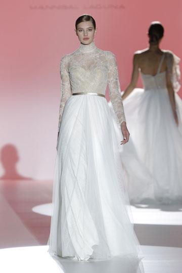 Los vestidos de novia de Hannibal Laguna foto 31 - TELVA