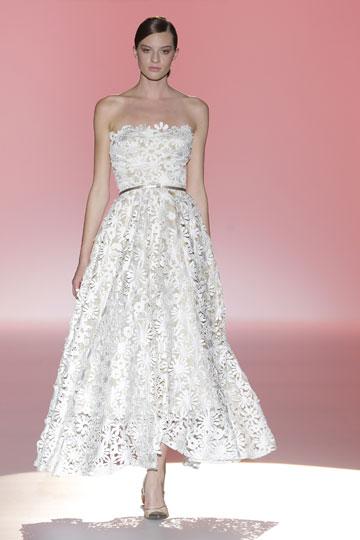 Los vestidos de novia de Hannibal Laguna foto 26 - TELVA