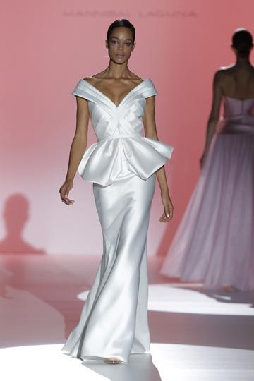 Los vestidos de novia de Hannibal Laguna foto 03 - TELVA