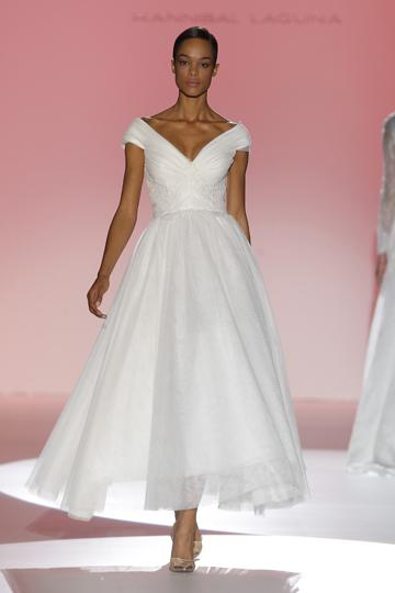 Los vestidos de novia de Hannibal Laguna foto 18 - TELVA