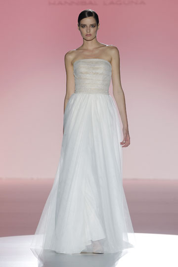 Los vestidos de novia de Hannibal Laguna foto 28 - TELVA