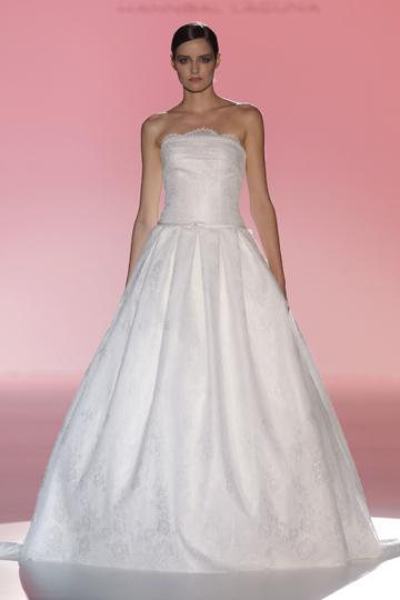 Los vestidos de novia de Hannibal Laguna foto 12 - TELVA
