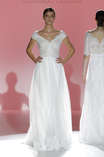 Los vestidos de novia de Hannibal Laguna foto 15 - TELVA