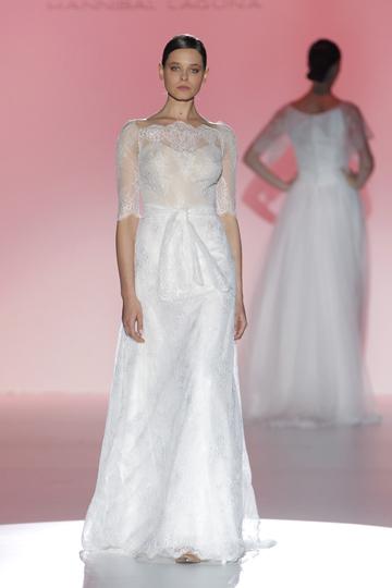 Los vestidos de novia de Hannibal Laguna foto 14 - TELVA