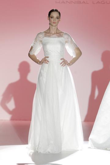 Los vestidos de novia de Hannibal Laguna foto 13 - TELVA