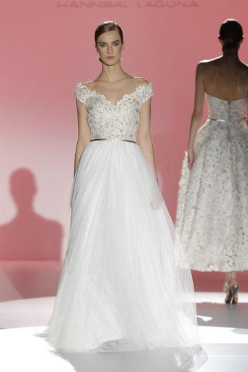 Los vestidos de novia de Hannibal Laguna foto 27 - TELVA
