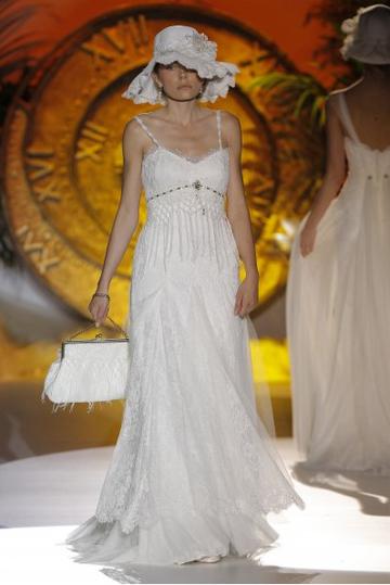 Los vestidos de novia de Inmaculada Garcia foto 16 - TELVA