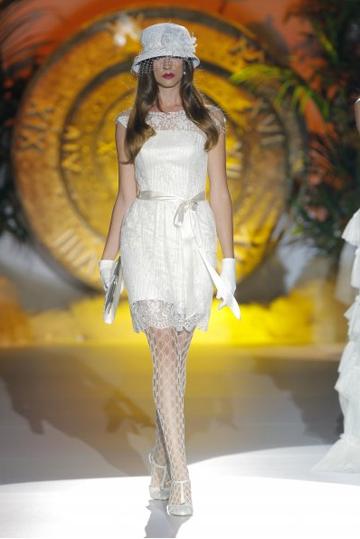 Los vestidos de novia de Inmaculada Garcia foto 34 - TELVA
