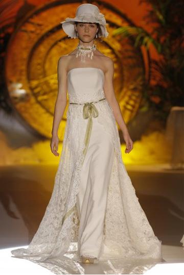 Los vestidos de novia de Inmaculada Garcia foto 20 - TELVA