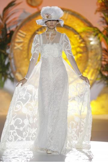 Los vestidos de novia de Inmaculada Garcia foto 13 - TELVA