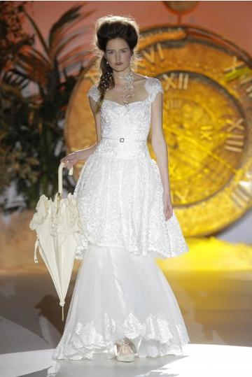 Los vestidos de novia de Inmaculada Garcia foto 05 - TELVA