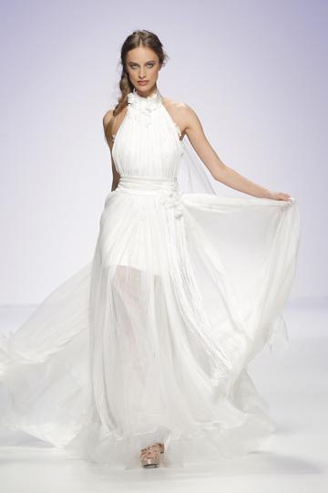 Los vestidos de novia de Jordi Dalmau foto 12 - TELVA