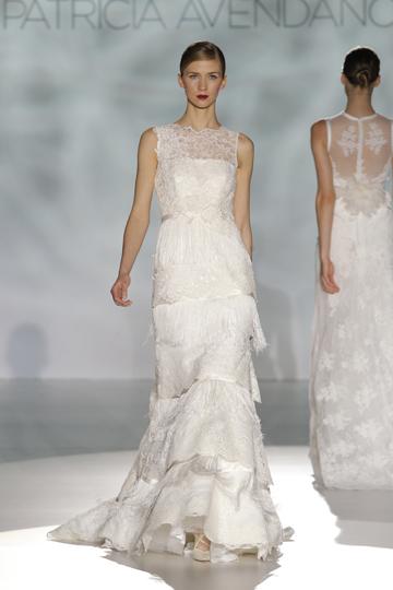 Los vestidos de novia de Patricia Avendaño foto 11 - TELVA