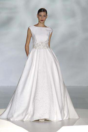 Los vestidos de novia de Patricia Avendaño foto 13 - TELVA