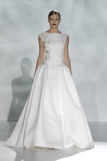 Los vestidos de novia de Patricia Avendaño foto 05 - TELVA