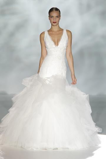 Los vestidos de novia de Patricia Avendaño foto 01 - TELVA