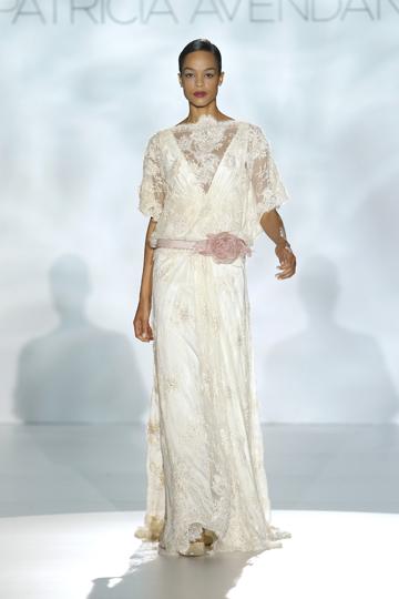 Los vestidos de novia de Patricia Avendaño foto 15 - TELVA