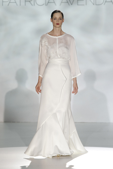Los vestidos de novia de Patricia Avendaño foto 03 - TELVA
