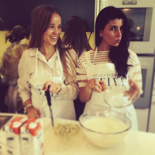 Las blogueras de TELVA descubren la cocina de la felicidad en la ECT foto 11 - TELVA