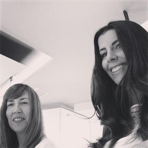 Elena López y Gloria Vázquez, redactoras y bloggers de TELVA - TELVA