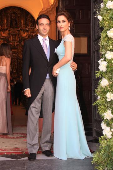 Paloma Cuevas y Enrique Ponce. - TELVA