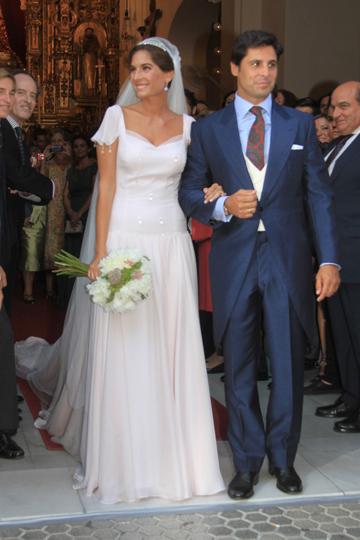 Lourdes Montes y Francisco Rivera - TELVA