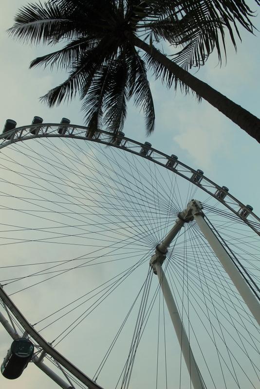 Singapore Flyer La Noria Mas Grande Del Mundo