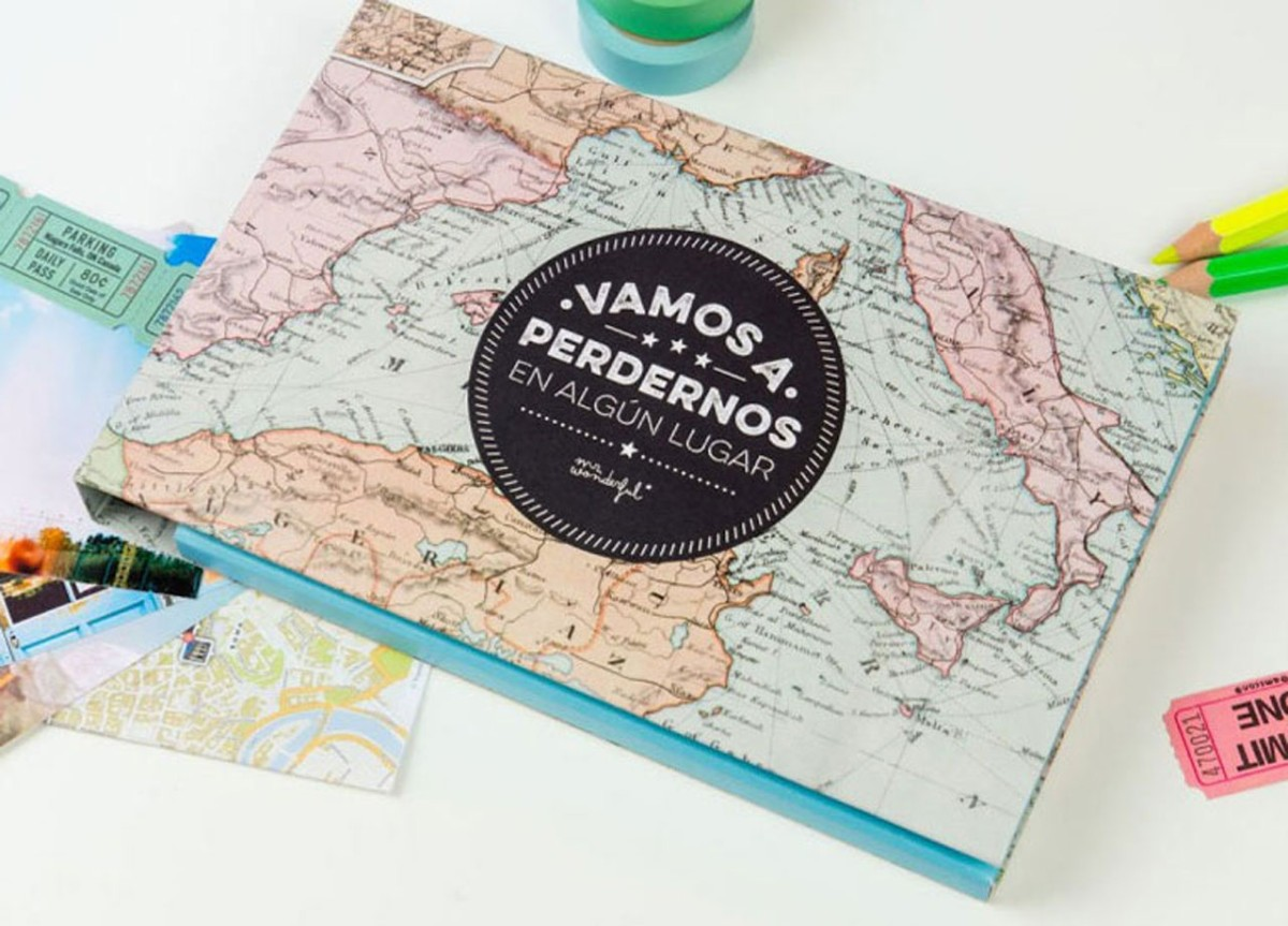 Álbum de viaje de Mr. Wonderful
