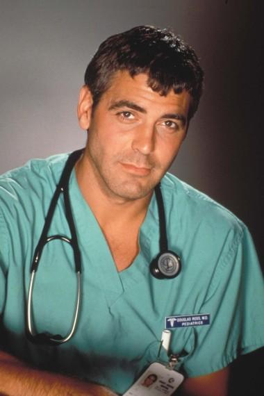 Doug Ross en <em>Urgencias </em>