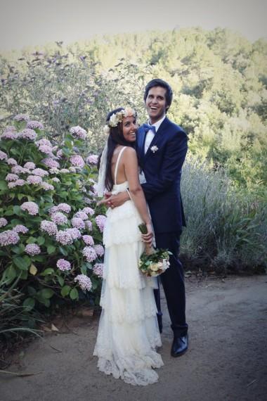 La boda con estilo de Daniel y Mireia