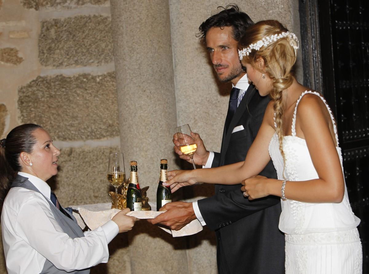 Alba carrillo 3 vestidos de novia