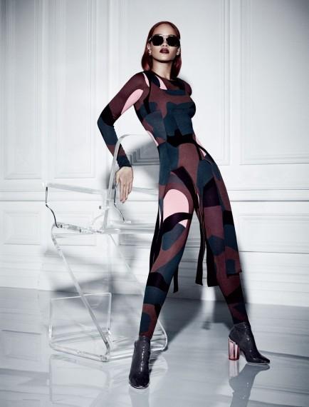 Rihanna para Dior Mag - Foto 1