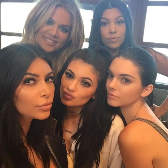 El imperio de belleza de las hermanas Kardashian
