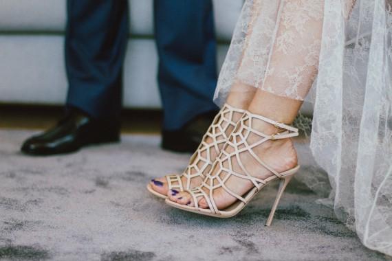 342f5a2d Los zapatos nupciales más originales | TELVA