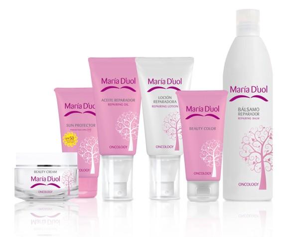 Belleza para pacientes con cáncer de mama