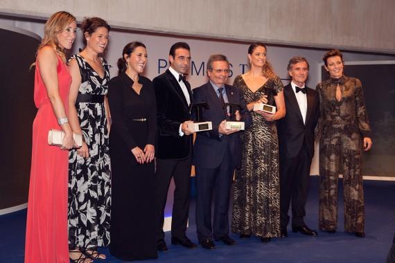 La fiesta de los Premios TELVA a las Artes, las Ciencias y el Deporte - Foto 1