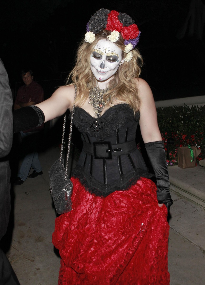 Celebrities En Halloween Https E00 Telva Uecdn Es Albumes 2015 10