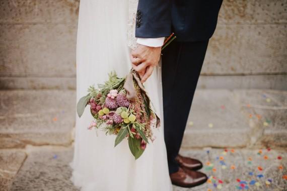 Inspiración ramos de novia