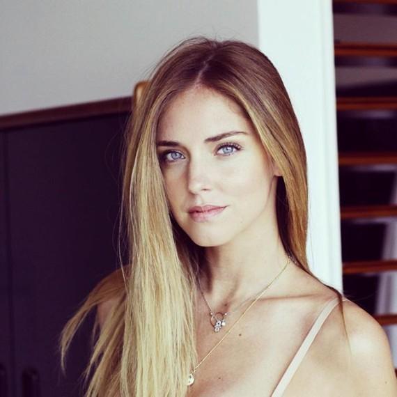 Los maquillajes de día de Chiara Ferragni