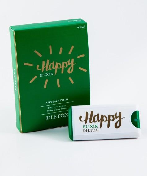 Antipicoteo: <em>Happy Elixir</em>, de Dietox