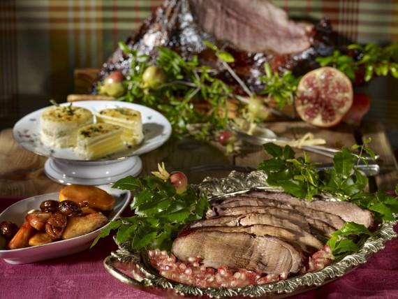 Recetas de Navidad: carnes y pescados para tu mesa