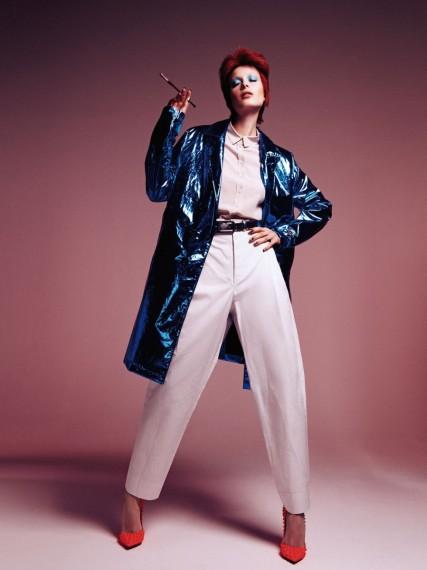 David Bowie by TELVA  - Foto 1