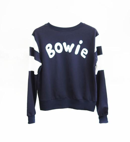 Sudadera Bowie